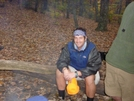 Daks At Marble Spring Campsite, Va by Rain Man in Section Hikers
