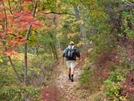 Daks Powering Up Piney Ridge, Va by Rain Man in Section Hikers