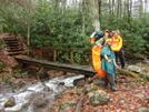 Straight Branch, North Of Damascus by Rain Man in Trail & Blazes in Virginia & West Virginia