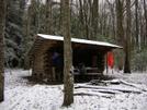 Lost Mtn Shelter, Va by Rain Man in Virginia & West Virginia Shelters