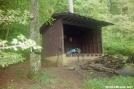 Gooch Gap Shelter, GA