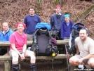 Woody Gap Group, GA by Rain Man in Thru - Hikers