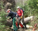Trail Crew, GSMNP by Rain Man in Maintenence Workers