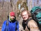 Halfway & Hans Solo, NC by Rain Man in Thru - Hikers