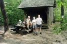 Hawk Mtn Shelter, GA