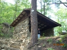 Laurel Fork Shelter, Tn by Rain Man in North Carolina & Tennessee Shelters