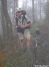 GSMNP Ridgerunner MindShattered by Rain Man in Trail Angels and Providers