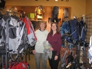 DragonFly & Spunky at REI Nashville by Rain Man in WhiteBlaze get togethers