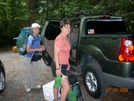 Patricia & J Rabbit At Kincora by Rain Man in Section Hikers
