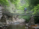 Koonsford Bridge, Laurel Fork Gorge, Tn by Rain Man in Trail & Blazes in North Carolina & Tennessee