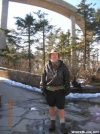 Rain Man at Clingmans Dome, GSMNP by Rain Man in Section Hikers