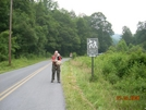 Rain Man, Dennis Cove Road, Tn by Rain Man in Section Hikers