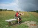 Rain Man On Cross Mtn Accessible Trail, Tn by Rain Man in Trail & Blazes in North Carolina & Tennessee