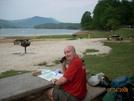 Rain Man On Watauga Lake, Tn by Rain Man in Section Hikers