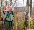 Rain Man at Sassafras, NC by Rain Man in Section Hikers