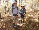 Day Hikers On Pearis Mtn In Va by Rain Man in Day Hikers