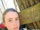 Grass at NC/GA line by Rain Man in Thru - Hikers