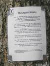 GATC Notice on Springer by Rain Man in Trail & Blazes in Georgia