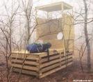 Springer Privy, GA by Rain Man in Springer Mountain Shelter