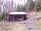 Tricorner Knob, GSMNP by Rain Man in North Carolina & Tennessee Shelters