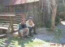 Turbo Joe Standing Bear Farm by Rain Man in Thru - Hikers
