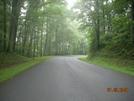 Watauga Dam Road, Tn by Rain Man in Trail & Blazes in North Carolina & Tennessee
