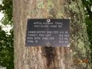 Trail Sign Near Watauga Lake, Tn