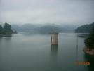 Watauga Dam Intake Tower, Tn by Rain Man in Trail & Blazes in North Carolina & Tennessee