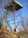Wesser Bald Fire Tower, NC by Rain Man in Views in North Carolina & Tennessee