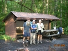 Zeke, Patricia, Happy Camper by Rain Man in Section Hikers