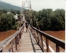 Crossing The James In '85 by Retro in Trail & Blazes in Virginia & West Virginia