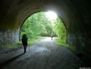 Road to Nowhere Tunnel 3 of 3 by Hikerhead in Benton MacKaye Trail