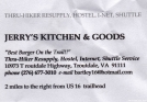 Jerry's Kitchen and Goods 3 of 3 by Hikerhead in Town People