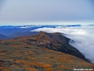 From Mt Washington looking south by Hikerhead in Views in New Hampshire