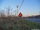 Stumpknocker's last day-Daleville, Va 12-07-06 by Hikerhead in Thru - Hikers