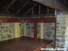 Blackrock Hut inside by Hikerhead in Virginia & West Virginia Shelters