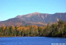 Franconia Ridge from Lonesome lake 9-28-04
