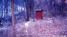Lamberts Meadow Shelter Privy by Hikerhead in Virginia & West Virginia Shelters