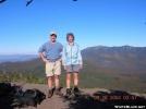 Me and DebW on North Kinsman Mtn