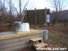 Wise Shelter-New Privy pic 2 by Hikerhead in Virginia & West Virginia Shelters