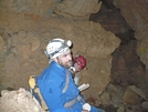Sgt Rock Goes Caving 3-29-08