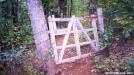 Old gate in the SNP Va