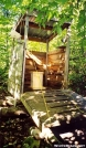 Ore Hill Shelter Privy 1 of 2