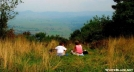 Relaxing on Chestnut Knob
