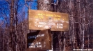 Sign at Scorched Earth Gap, Va by Hikerhead in Sign Gallery