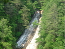 Waterfall by theinfamousj in Views in North Carolina & Tennessee