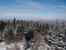 The view from fire tower on top of Hunter Mountain Catskill Mountains NY by Jaybird62 in Other Trails