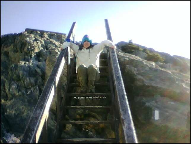 Jay Peak Stairs