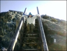 Jay Peak Stairs by Landshark in Trail & Blazes in Vermont