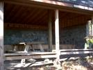 Kirkridge Shelter Interior by Strategic in Maryland & Pennsylvania Shelters